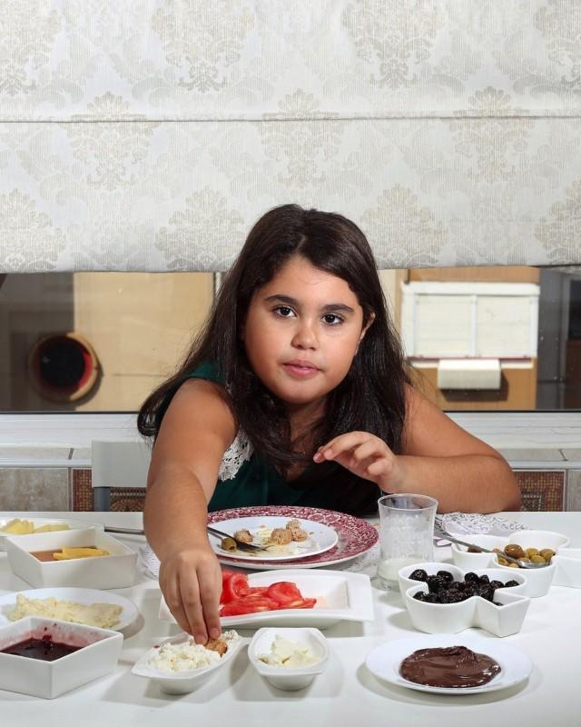 Oyku Ozarslan, 9 years, Istanbul, Turkey