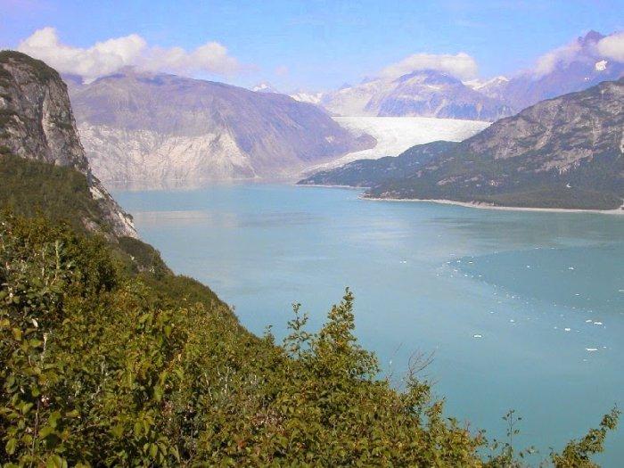 Riggs Glacier, Alaska. 2004