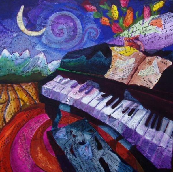 Liz Collins Artwork