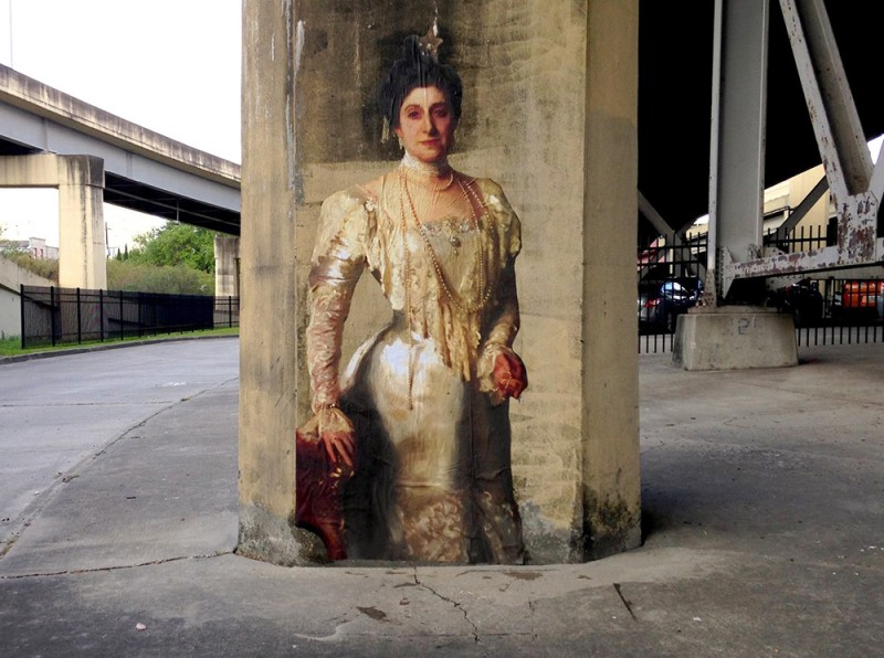 The Outings Project Brings Museum Artworks to City Streets