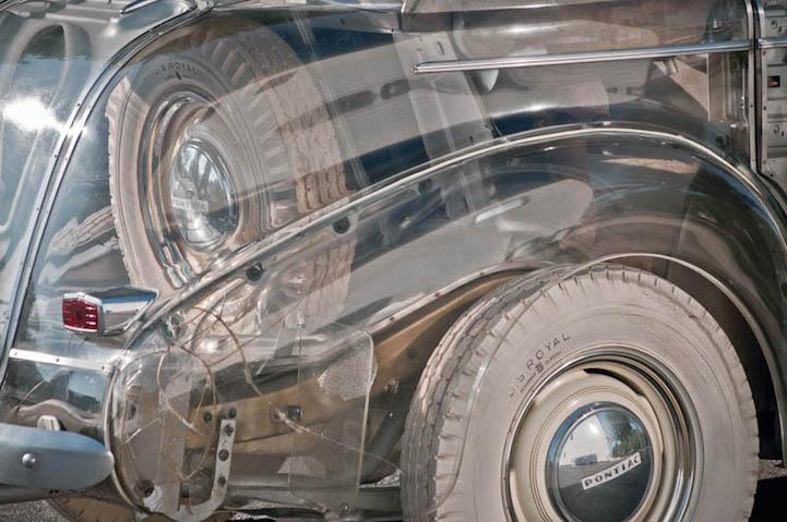 Pontiac Deluxe Six Plexiglas Ghost Car