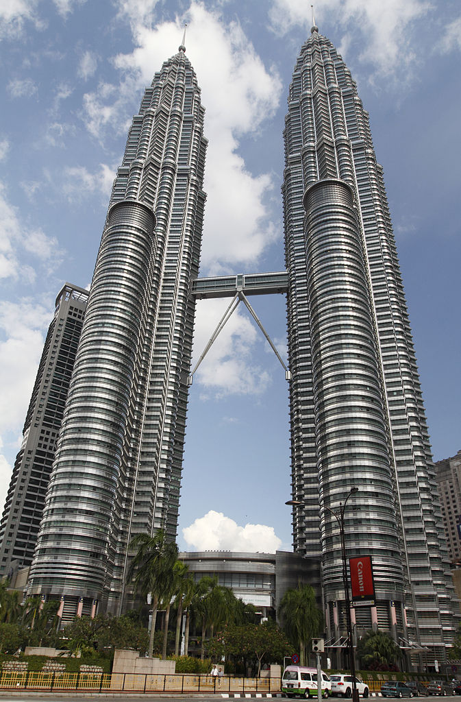 The world's tallest buildings