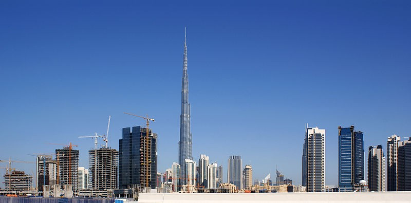 20 tallest buildings of the world