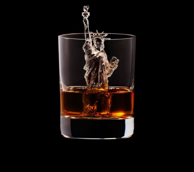 The world's most incredible ice cubes