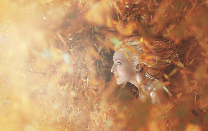Kindra Nikole's dreamlike imagery