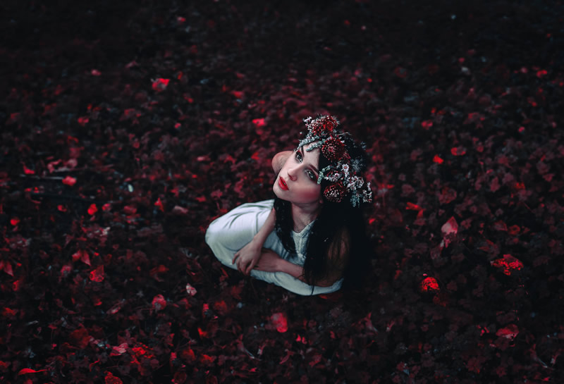 Kindra Nikole's dreamlike imagery