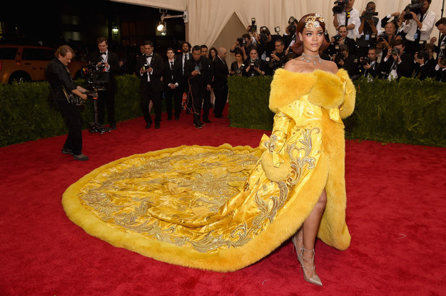 new Rihanna dress