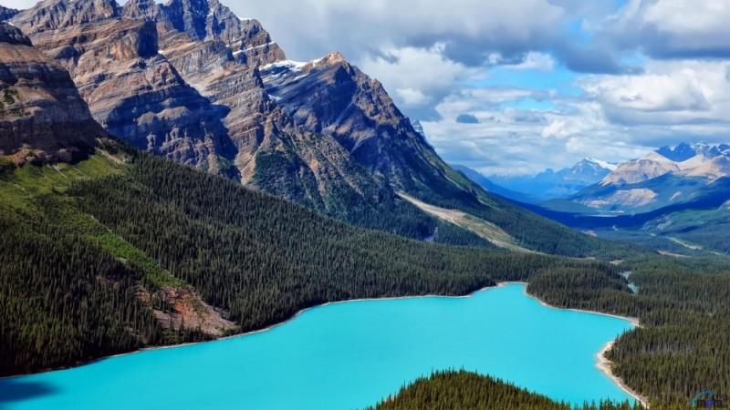 10 scenic lakes