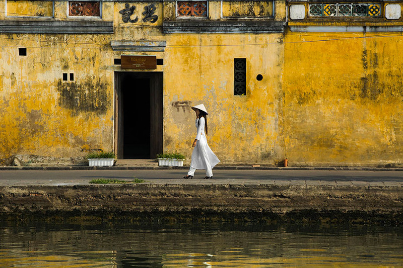 Hoi An - the ancient city in Vietnam