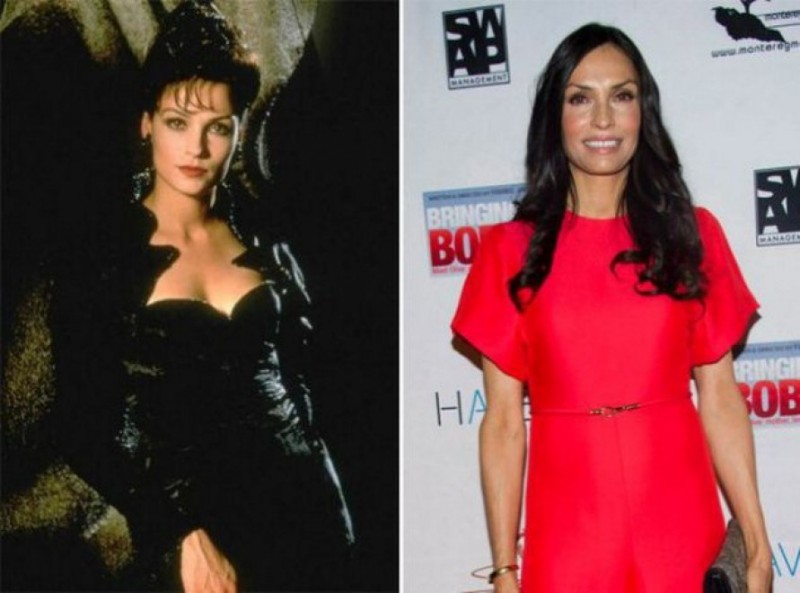 James Bond's Girls: Then and Now. Part 2