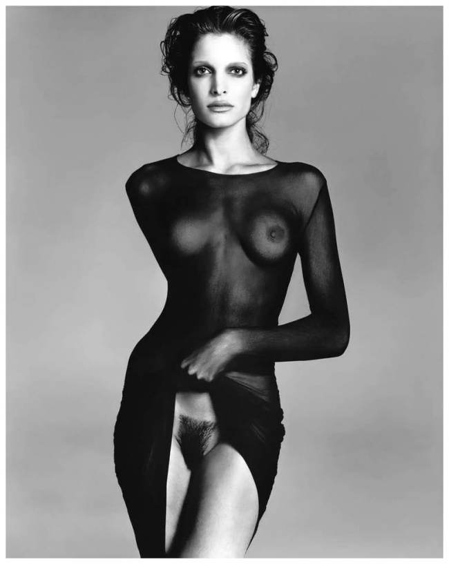 Legendary photographer Richard Avedon