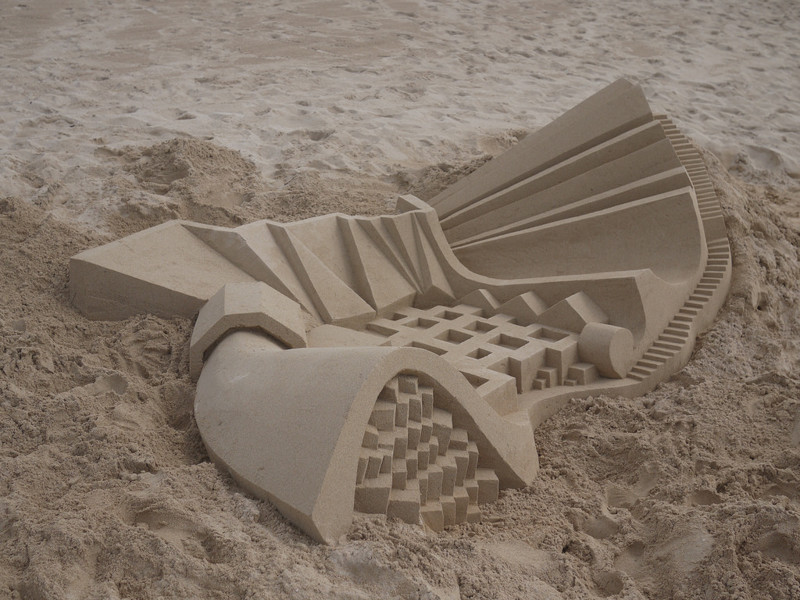 Sandy geometry Calvin Seibert