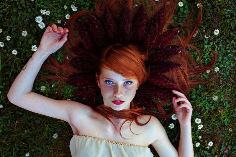 Stunning Redhead Portraits