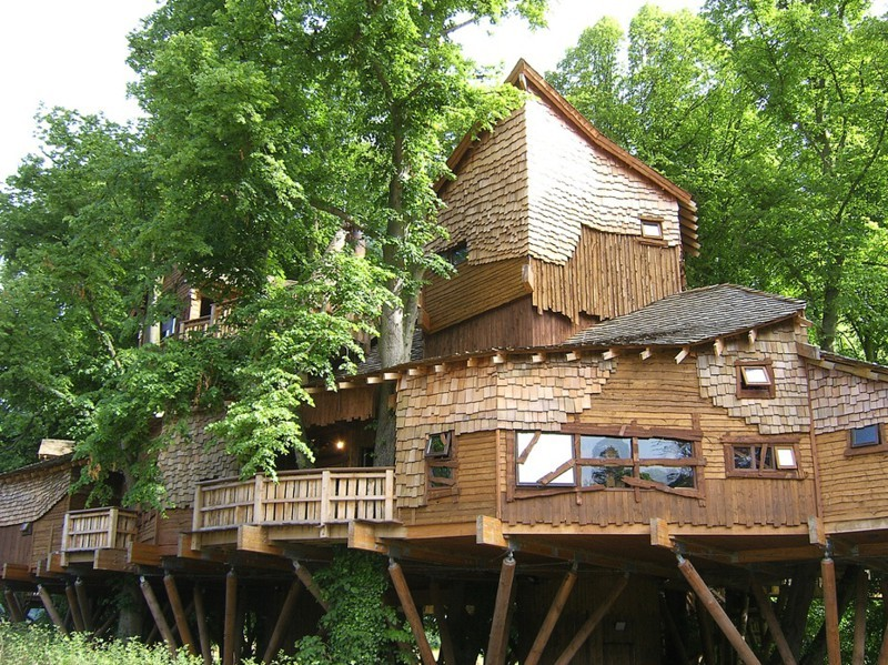 Beautiful treehouses 4