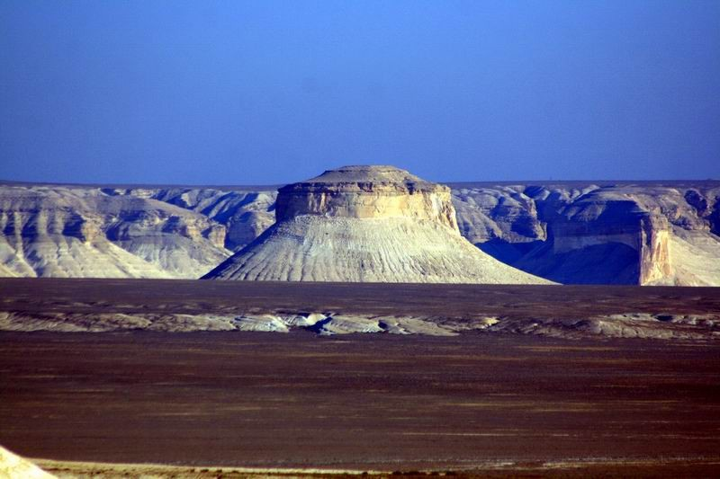 The mysterious Ustyurt Plateau 3