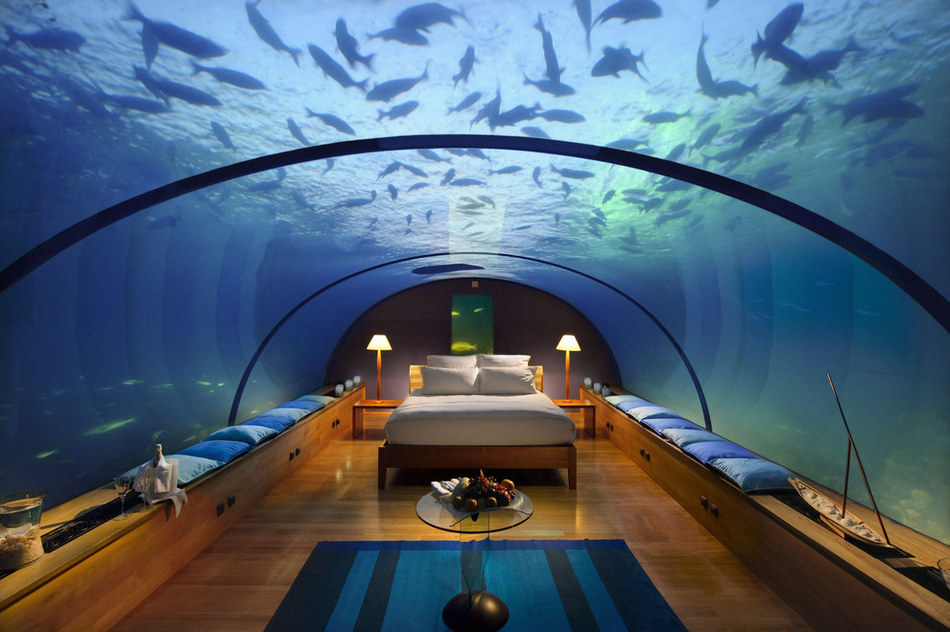 Hotels where you will not be disturbed 9