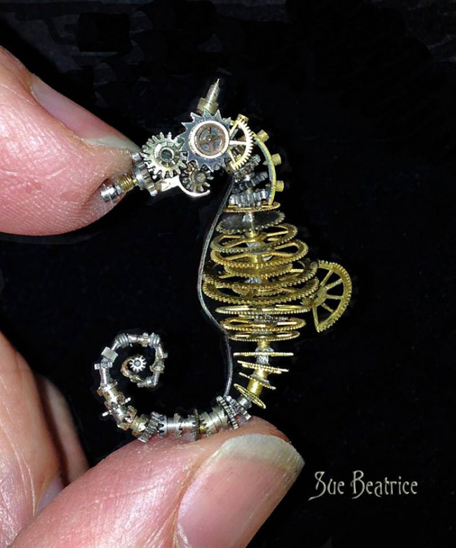 Steampunk little animals 2