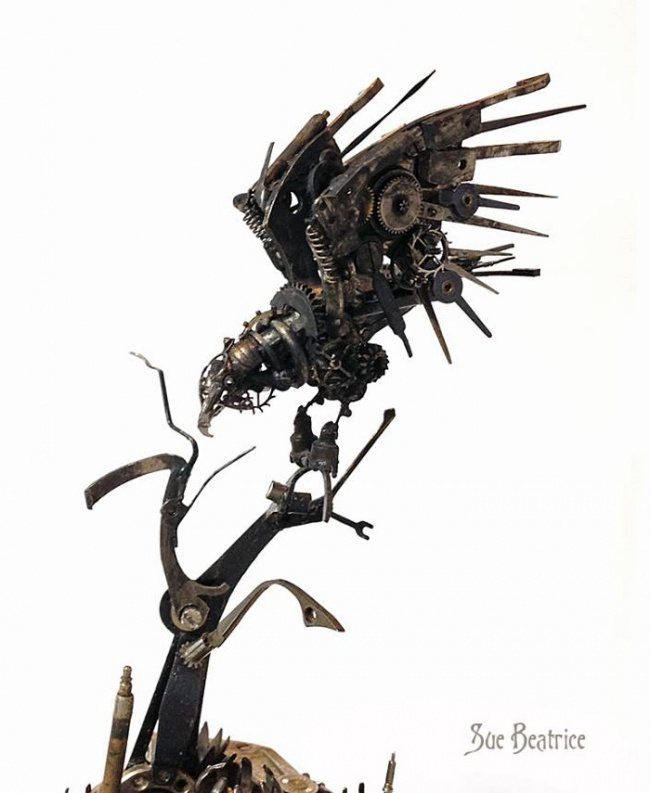 Steampunk little animals 7
