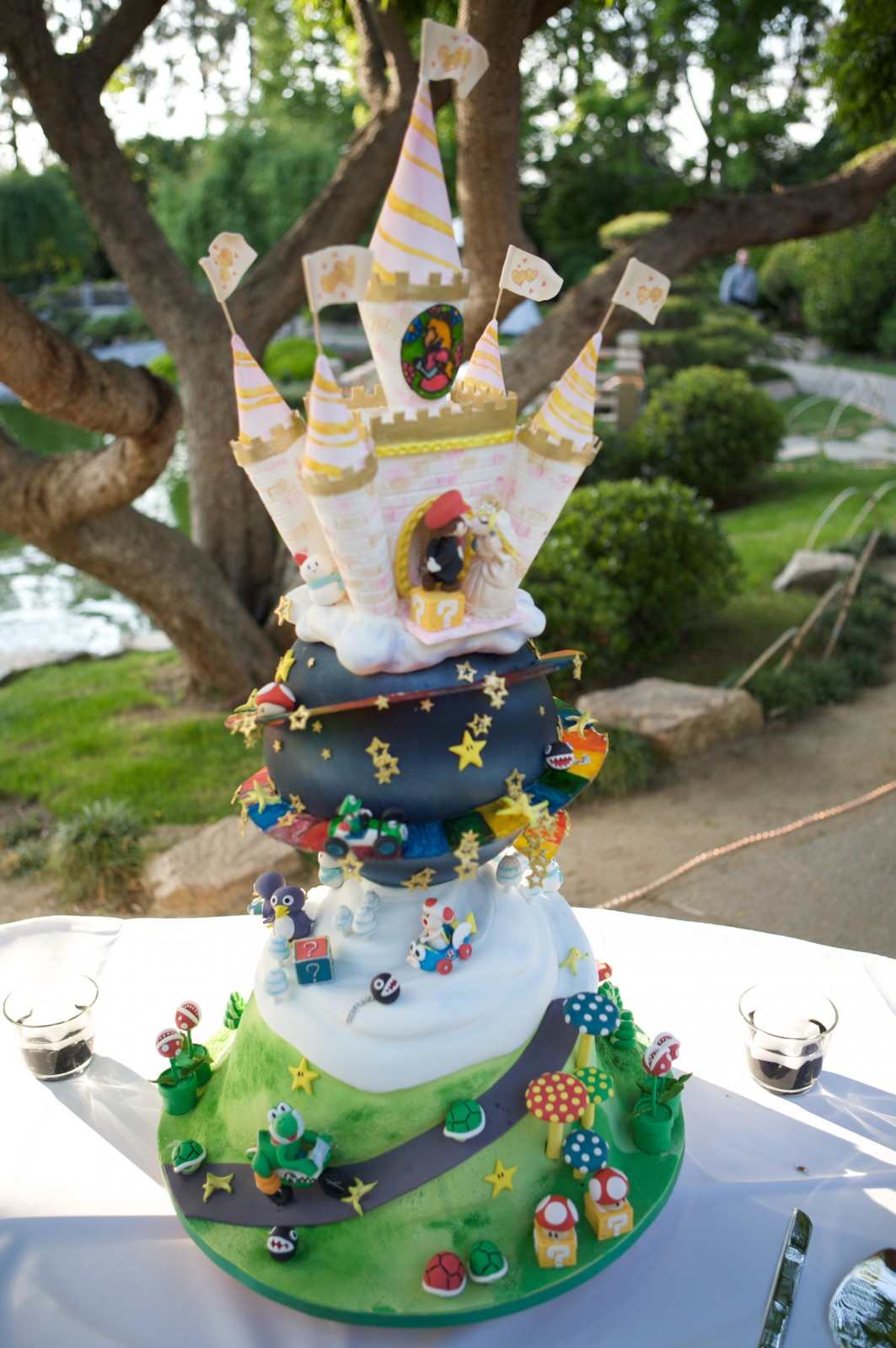 Wedding Cakes for Geeks 11