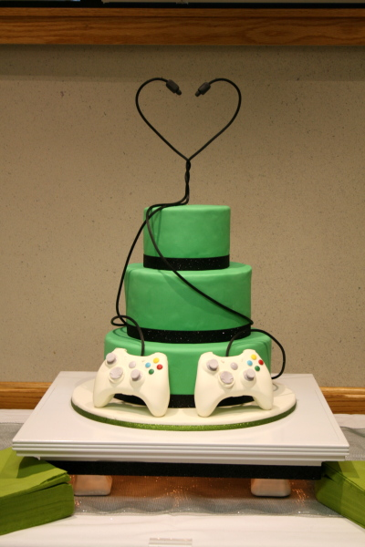 Wedding Cakes for Geeks 3