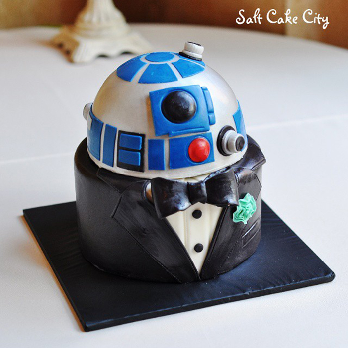 Wedding Cakes for Geeks 8