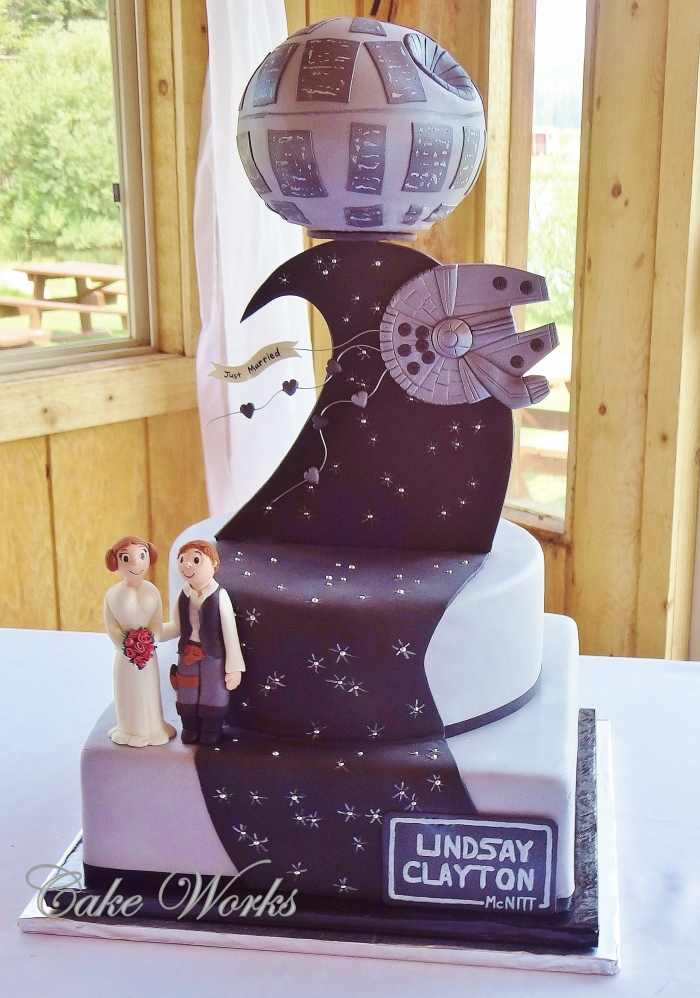 Wedding Cakes for Geeks 9