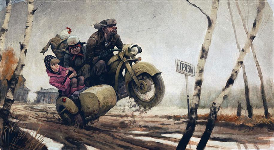 art-waldemar-von-kazak-russia-2