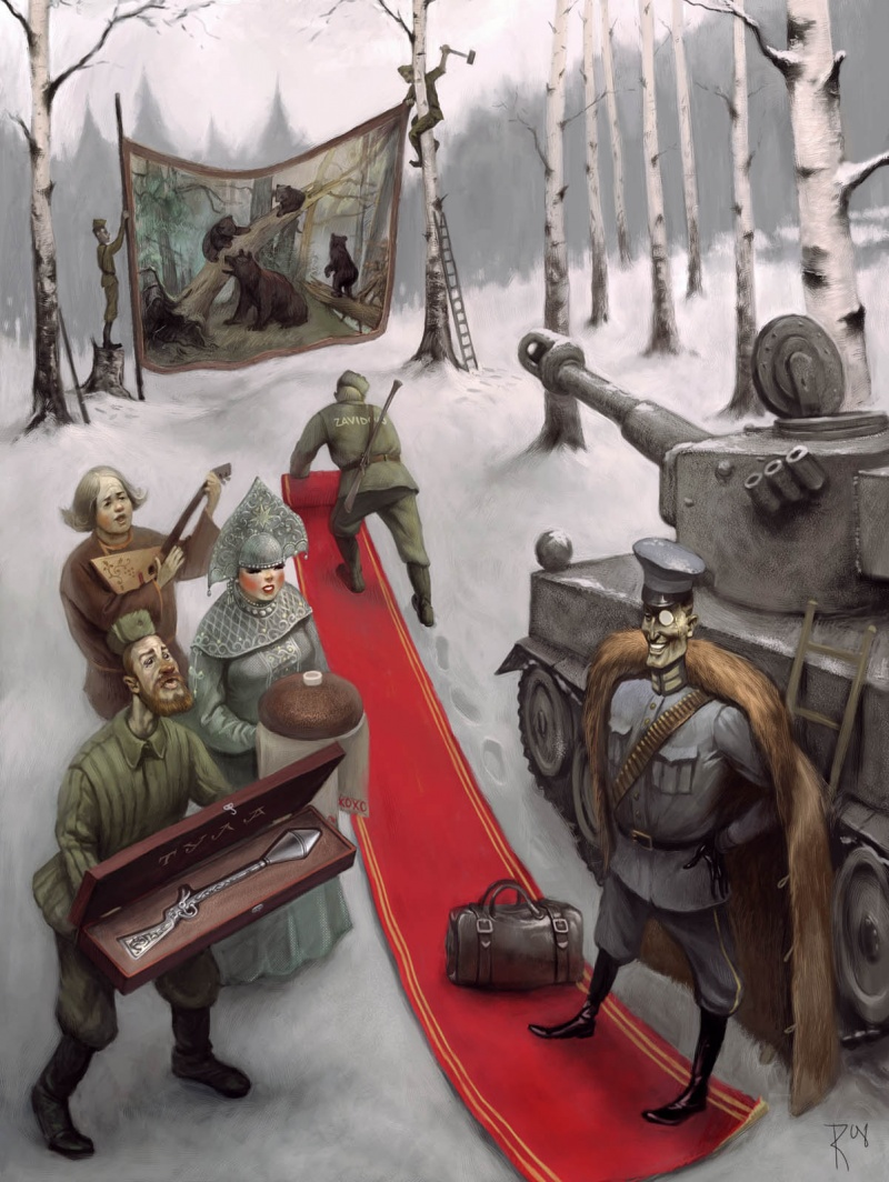 art-waldemar-von-kazak-russia-9