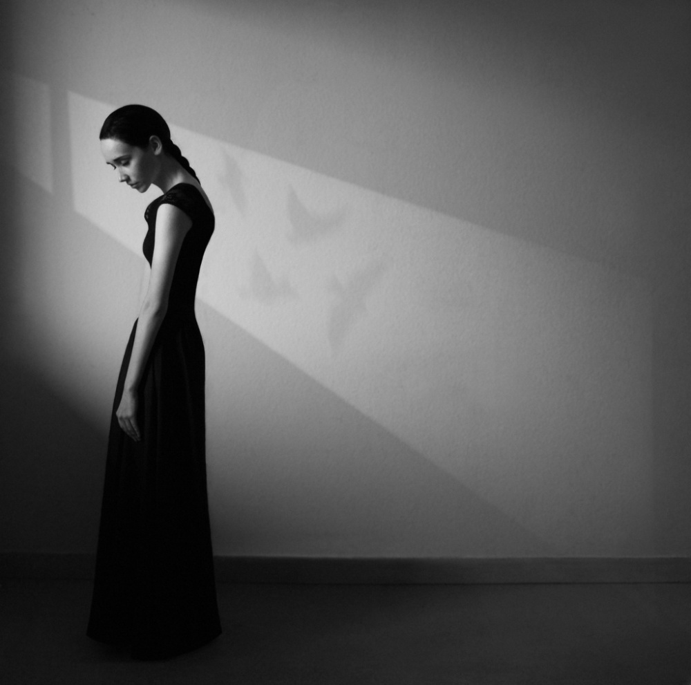 surrealistic self-portraits by Noell Oszvald 3