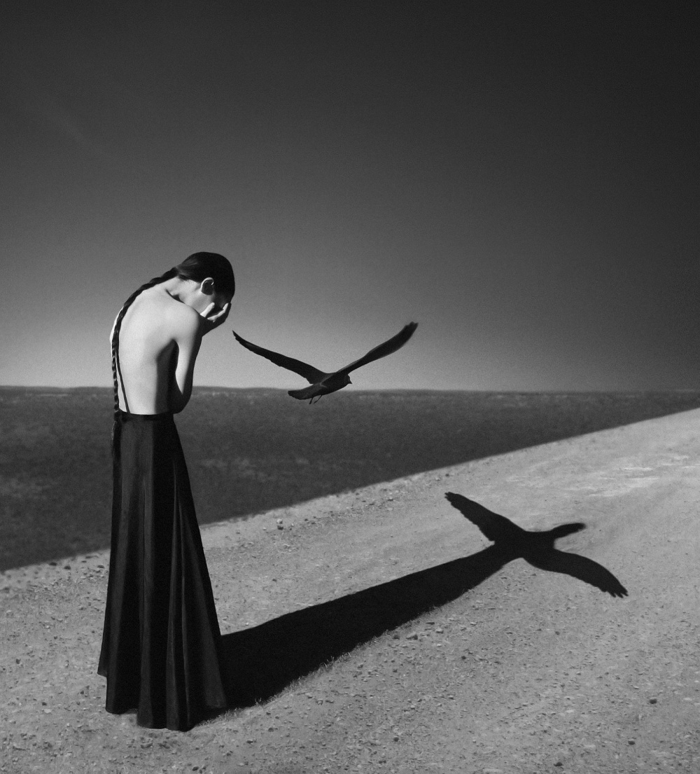 surrealistic self-portraits by Noell Oszvald 4