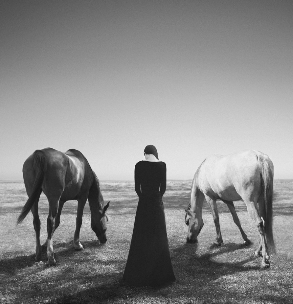 surrealistic self-portraits by Noell Oszvald 8
