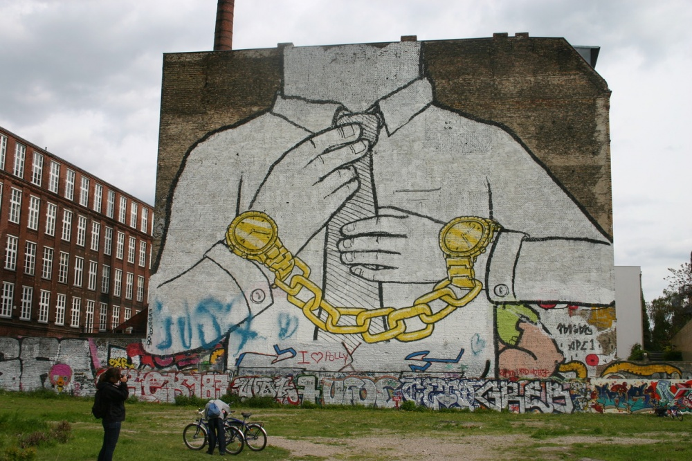 Street art with meaning 4