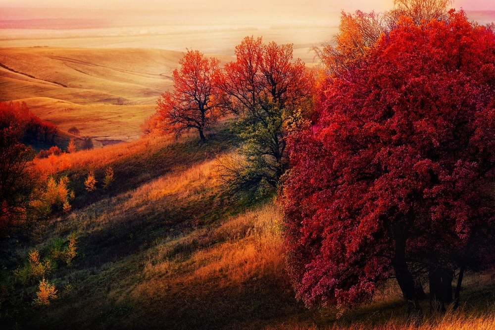 places where autumn is especially beautiful 1
