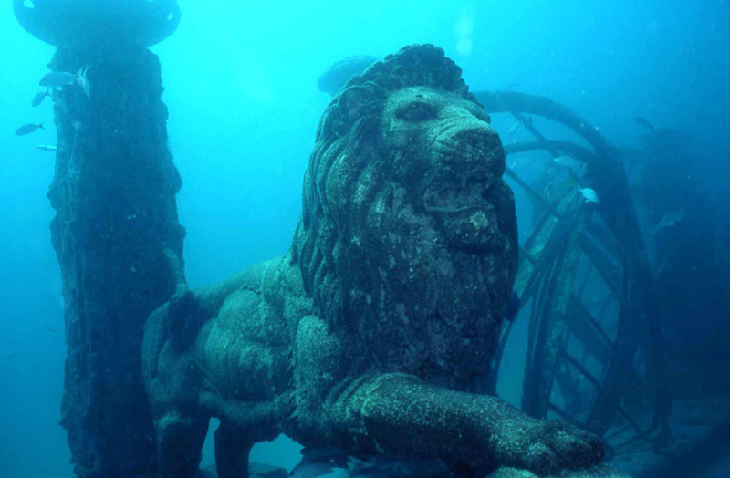 Lost city of Atlantis found?