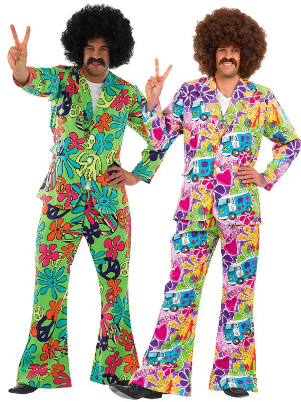 Male dress code in 1970s