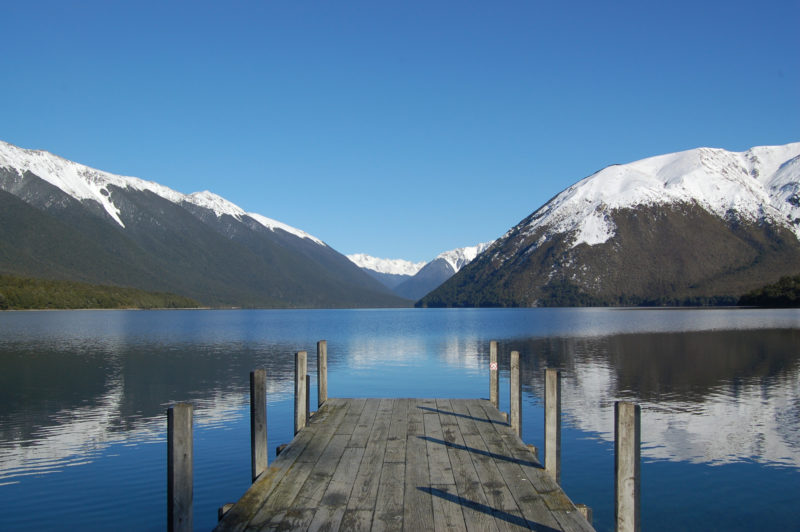 Paradise on Earth: Nelson Lakes