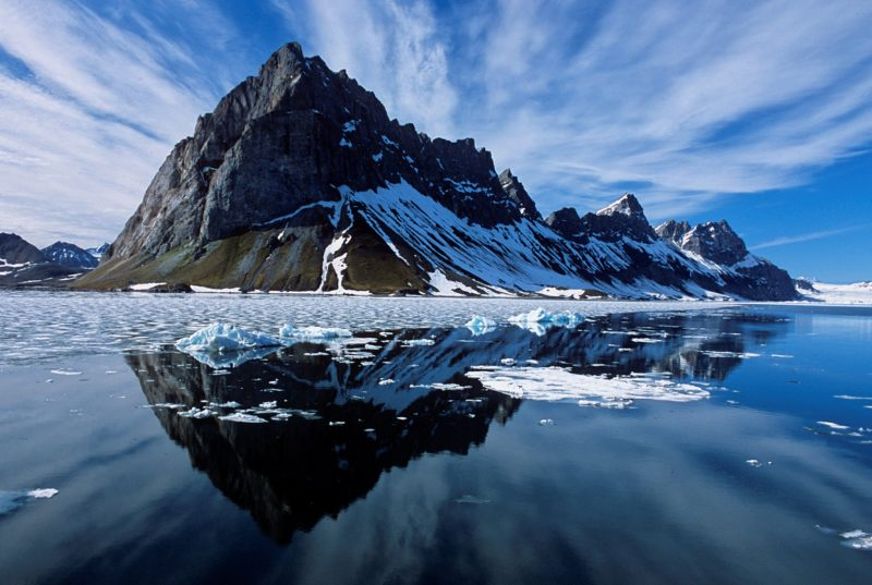 Spitsbergen, the amazing Norway island