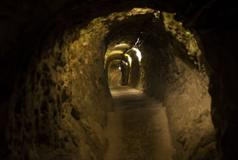 Derinkuyu, the underground city you MUST visit