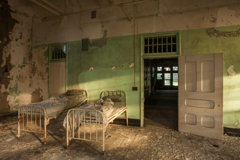 Haunted asylums and hospitals around the World