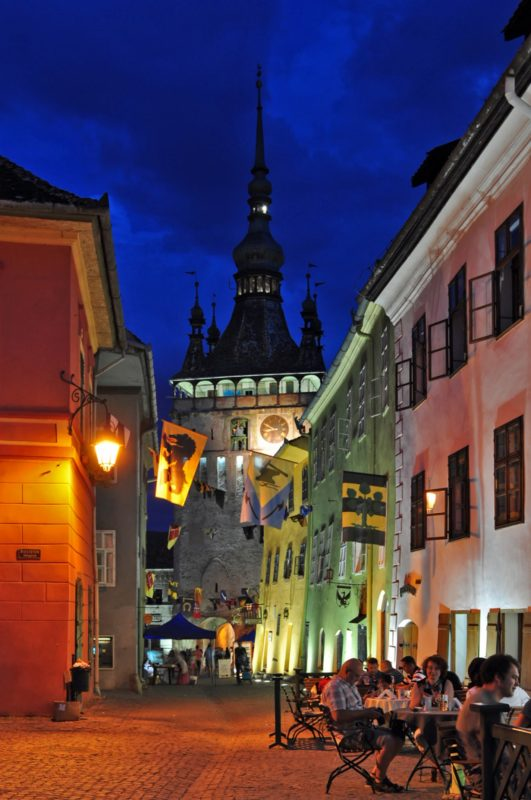7 Reasons why you MUST visit Sighisoara, RO
